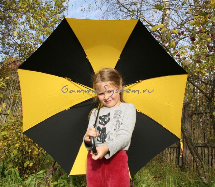 Зонты с логотипом качественно